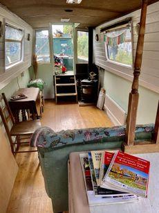 Lovely 56 ft Narrowboat for sale
