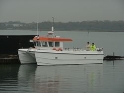 Catamaran Fishing Vessel