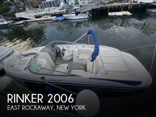 2006 Rinker 246 Captiva