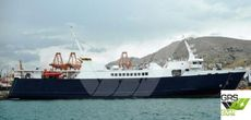 78m / 400 pax Passenger / RoRo Ship for Sale / #1054916