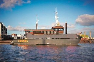 Crew Transfer Vessel for Sale - Taiwan