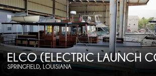 1928 ELCO 42' ELCO Flat Top Motor Yacht