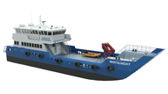 MOC Shipyards 30 m Landing Craft Whitsunday