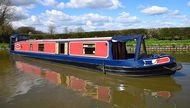 55' Cruiser stern Reeves 2003 Lovely condition