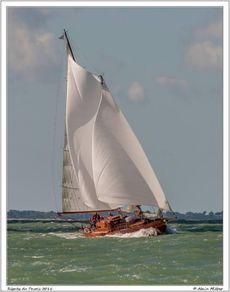 Abeking & Rasmussen 1939 schooner