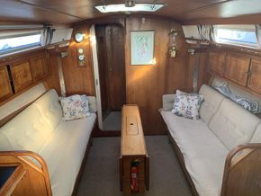 LM Mermaid 315 - Saloon