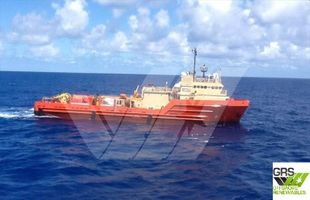 58m / DP 1 Platform Supply Vessel for Sale / #1060906