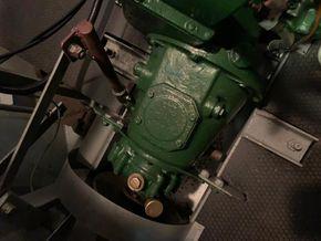 BMC/PRM Newage gearbox