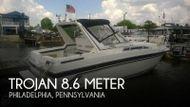 1990 Trojan 8.6 Meter