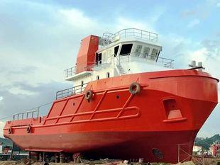 NEW BUILD - 40m Utility Vessel