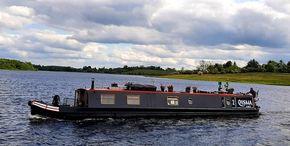 QISMA underway on Shannon