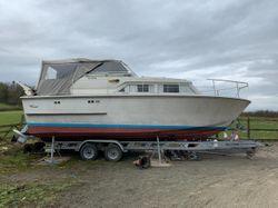 1970 Coronet 27 Seafarer