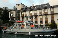 20 Meter Fast Patrol Boat (NEW BUILD)