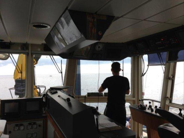 Multipurpose Anchor Handling Tug Workboat