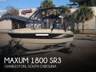 2008 Maxum 1800 SR3