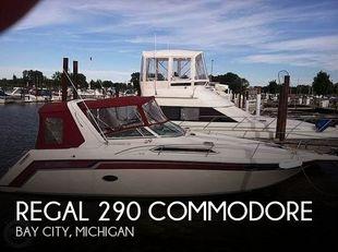 1990 Regal 290 Commodore