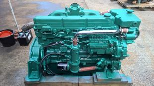 Ford Dover 2725E Marine Diesel Engine Breaking For Spares