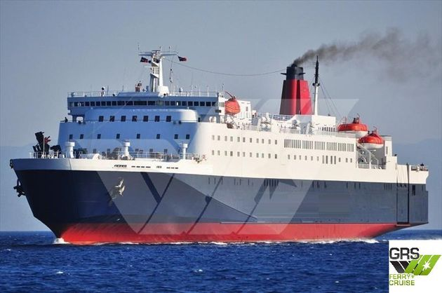 193m / 850 pax Passenger / RoRo Ship for Sale / #1033905