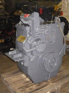 3.5 TO 1 TWIN DISC MG516 REBUILT MARINE GEARBOX