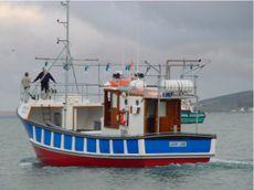 New Build 13.85m Custom Fishing Vessels