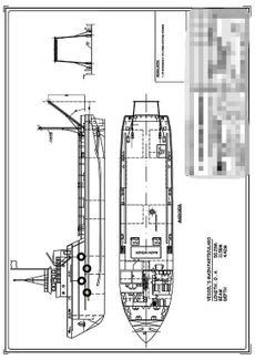 1969 Offshore Tug/Supply Ship