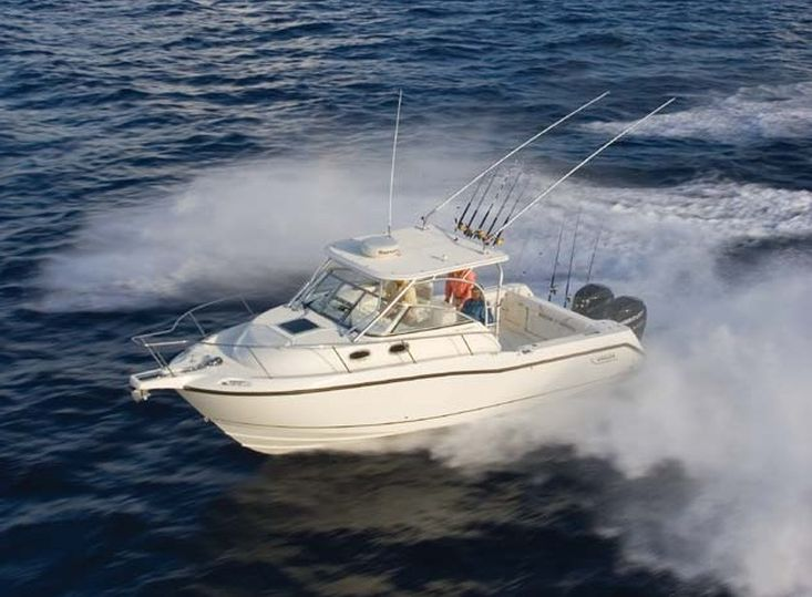 Boston Whaler - 305 Conquest