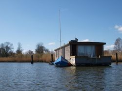 Houseboat, Holiday Home