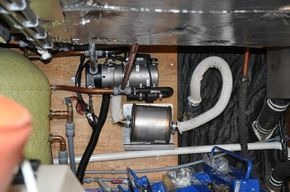 Wabasto water heater