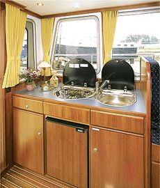 Pedro Donky 37 Galley