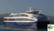 46m / 158 pax Passenger / RoRo Ship for Sale / #1074886