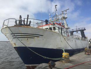 31m Freezer Stern Trawler