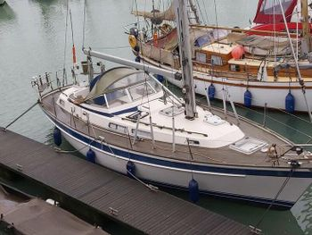 Halberg Rassey 36 Mk2