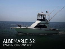 1995 Albemarle 32