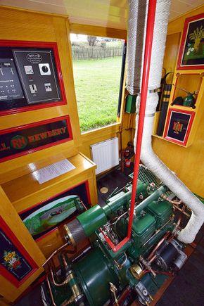 Russell Newbery engine