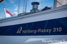 2015 HALLBERG RASSY 310