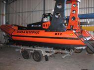 6.5mtr Work response Vessel