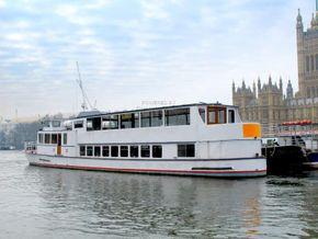 Passenger Trip Boat 36m  - Exterior