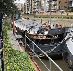 Humber Keel 60x15ft **REDUCED**