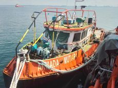 21m Mooring Launch and Utility Vessel