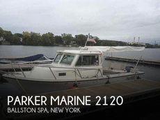2014 Parker Marine 2120sc