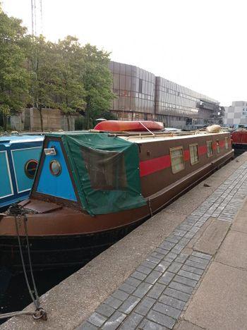 50ft cruiser stern narrow boat