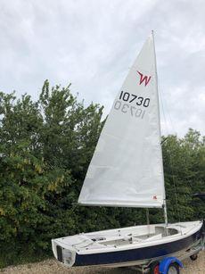 Wayfarer Mk IV Sail Number 10730 - NOW SOLD