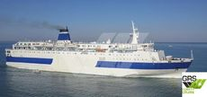Available Sept 2019 / 148m / 2.000 pax Passenger / RoRo Ship for Sale / #1015509