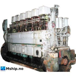 MaK 6M451AK    mship.no