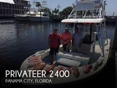 1989 Privateer 2400