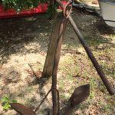 48″  Tall Anchor