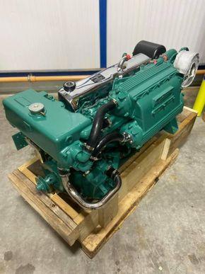 Timik Marine - Sabre 275 Engine