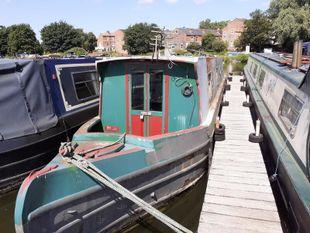 Far Canal 52ft cruiser stern J & P Boats 2005