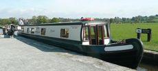 58 ft Ex Hire Narrowboat 'Glyndwr'