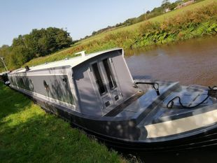 BRAND NEW Bespoke narrowboats